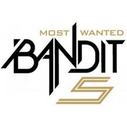 Kit de 3 boudins pour lattes de BANDIT 5 - 2012