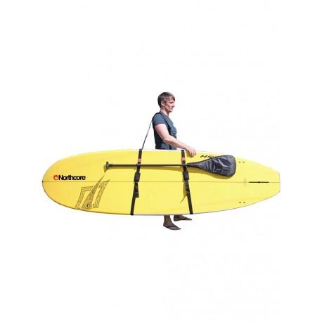 sangle deluxe pour transporter longboard et SUP