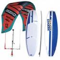 PACK ZEEKO: Aile Notus REV 2017 et surf SLASH 5'4