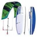 PACK ZEEKO: Aile Notus AIR 2017 et surf SLASH 5'4
