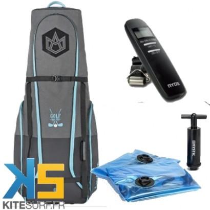 Pack équipement kite grand voyageur