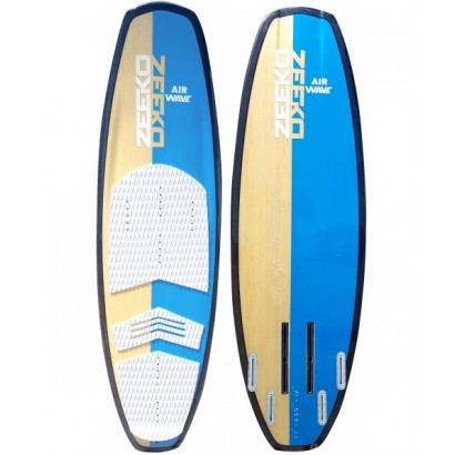 surf AIR WAVE 5'2 convertible foil 2018 de Zeeko