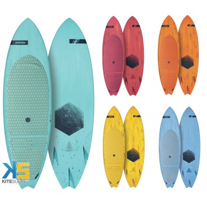 Planche de surf Mitu Carbon Series de F-One 2019