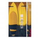 Planche de surf Mitu PRO Flex Convertible foilboard de F-One 2019