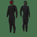 Combinaison MAGMA 5.4.3 à capuche de Manera 2019