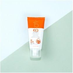 Crème solaire EQ SPF15