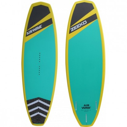 surf AIR WAVE 5'2 V3 convertible foil de Zeeko