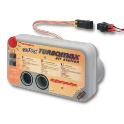 Pompe électrique gros débit Bravo TURBOMAX KIT
