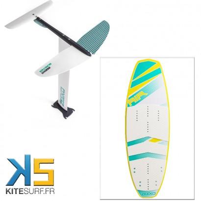 Planche foil et surf POCKET AIR V3 de Zeeko