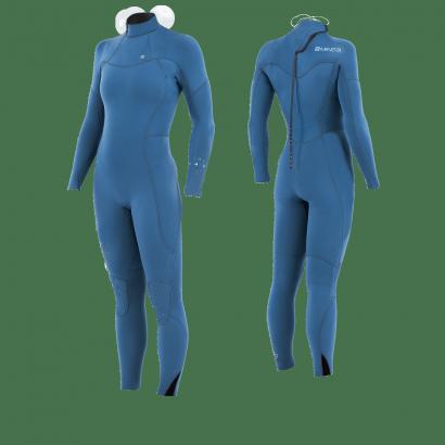 Combinaison Meteor X10D Femme backzip 5.4.3 de Manera 2020