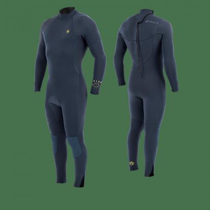 Combinaison Meteor X10D backzip 4.3 de Manera 2020