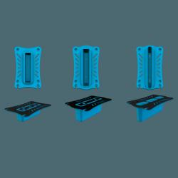 Platine - adaptateur foil F-One