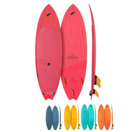 Planche de surf Mitu Pro Carbon Series de F-One 2020