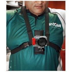 Fixation harnais pour caméra Sport Pro