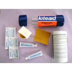 Kit de réparation pour valves et boudins KITEAID