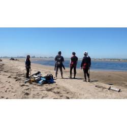 Les initiation au kitesurf pour les CE