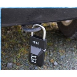 Surf Lock, casier à clefs