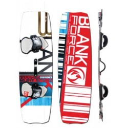 Planche wakestyle Blankforce ENDURO 2015