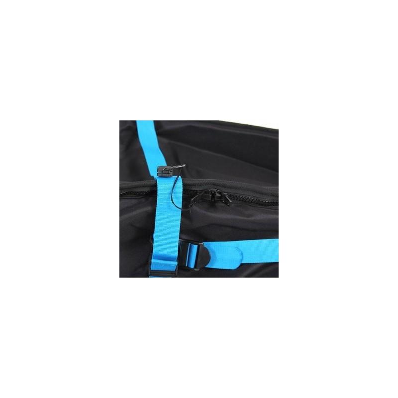 Boardbag housse de planche de surf kite wave de mystic for Housse de planche de surf