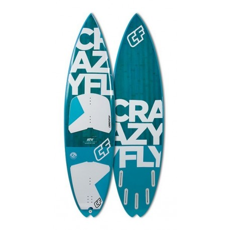 planche de surf avt de crazyfly 2015 le vtt du surf. Black Bedroom Furniture Sets. Home Design Ideas