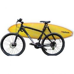 rack de planche pour vélo