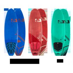 surf CYPHER 2016 de Airush en 5'8