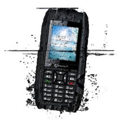 Téléphone étanche SHARK-V2 de Crosscall