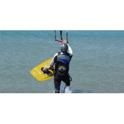 Ecole de kitesurf à Beauduc