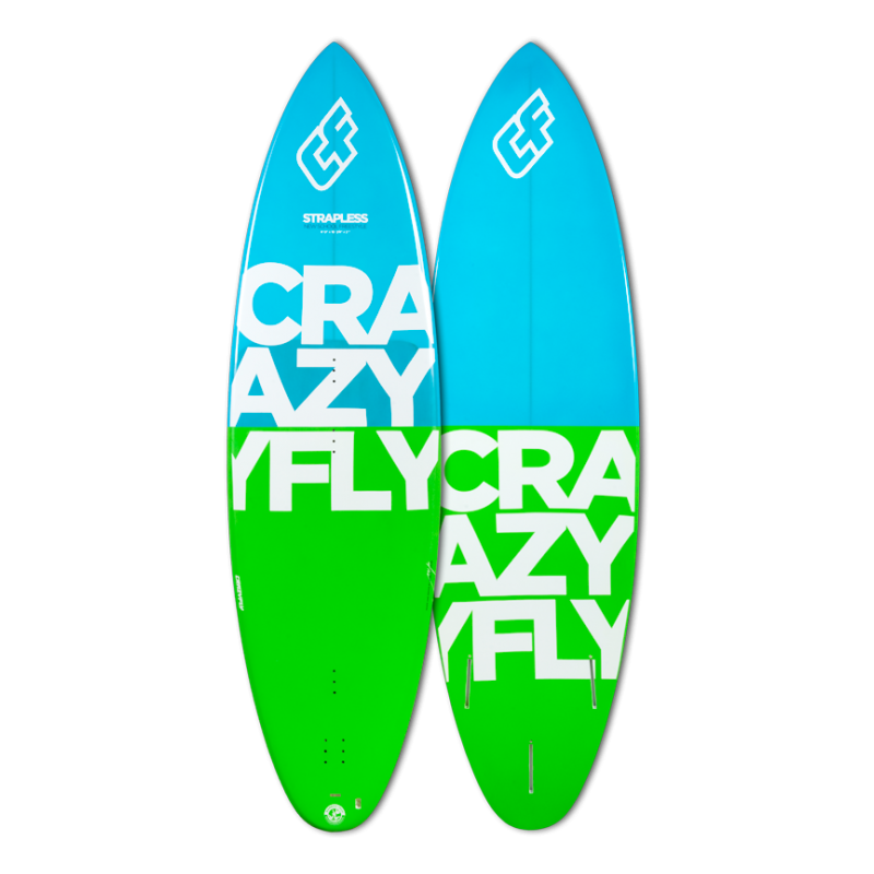 planche de surf strapless de crazyfly 2016 en promotion. Black Bedroom Furniture Sets. Home Design Ideas