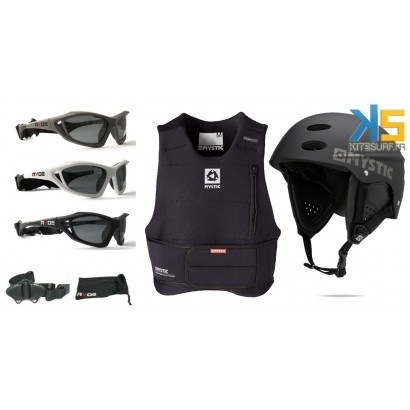 Pack accessoires de protection kite