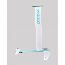 Aileron FOIL Alu Green and white Edition de ZEEKO