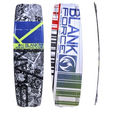 Planche Carbone Blankforce ADVISORY MX