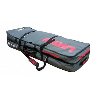 Boardbag à roulettes Travel de side-on
