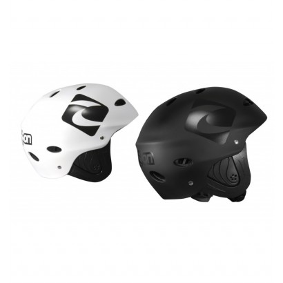 Casque de kitesurf side-on